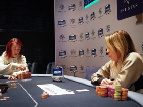 【GG扑克】Christine Hia取得悉尼锦标赛女士专场赛冠军