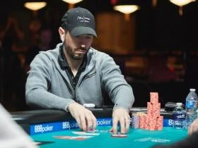 【GG扑克】Brian Rast赢得$10,000无限2-7单次换牌赛事冠军,收获第四条WSOP金手链