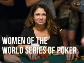 【GG扑克】WSOP女战士:Teresita Gutierrez出席WSOP第41项赛事