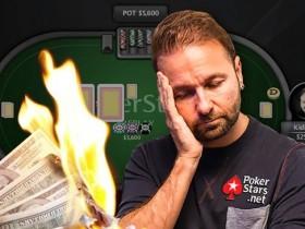 """【GG扑克】""""大丹牛""""在扑克之星的悲摧战绩!"""