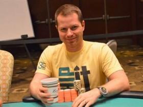 【GG扑克】Jonathan Little谈扑克:河牌圈抓诈唬