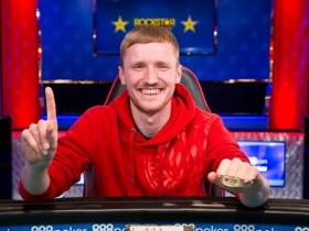 【GG扑克】Johannes Becker取得WSOP第8项赛事冠军,奖金$180,455