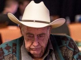【GG扑克】Doyle Brunson宣布计划退休