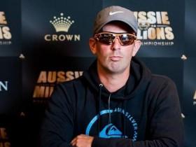 【GG扑克】Jason Brown击败Thomas Muehhloecker赢得澳洲百万赛事第三项赛事的冠军