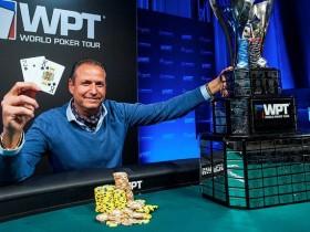 【GG扑克】Eric Afriat赢得2018WPT百佳塔冬季扑克公开赛主赛冠军