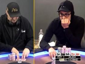 【GG扑克】精彩牌局:Hellmuth看穿了Esfandiari的灵魂?