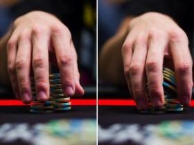 【GG扑克】牌局分析:用小筹码防守