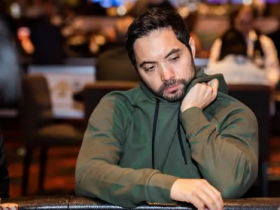 【GG扑克】Timothy Adams领跑超级百万赛决赛桌