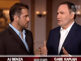【GG扑克】Kaplan、Benza重回《High Stakes Poker》直播间