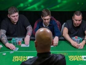 【GG扑克】2021年爱尔兰扑克公开赛取消