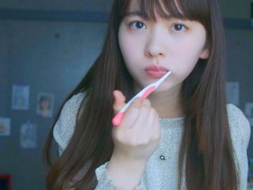 【GG扑克】天然系女大生「まこち」甜美笑容让网友都恋爱少女果然是王道!