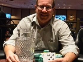 【GG扑克】Guy Klass取得CPPT塞内加秋季经典扑克赛主赛事冠军