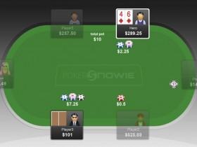 【GG扑克】PokerSnowie研究:用同花连子做4bet的利弊