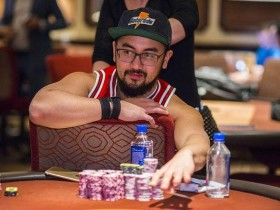 【GG扑克】WPT五钻主赛事决赛桌:Sean Perry领先排名,Ryan Tosoc再次入围