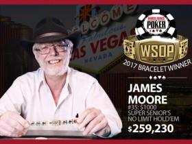 【GG扑克】2017值得我们点赞的老牌手