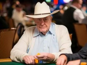 【GG扑克】Doyle Brunson赞美Phil Hellmuth是世界上最伟大的牌手!