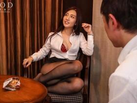 【GG扑克】STARS-212 :古川伊织一边愉悦的被处男下属偷吃一边应付男友!