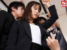 【GG扑克】SSNI-544:被痴汉轮奸的巨乳搜查官葵司「葵つかさ」!