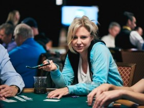 【GG扑克】对话扑克传奇人物Jennifer Harman(中)