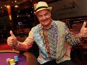 【GG扑克】老爷子John Hesp将有自己的扑克电影啦!