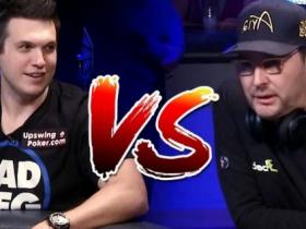 【GG扑克】众多大牌争相要与Phil Hellmuth进行单挑