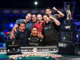 【GG扑克】Jay Lee赢得2017 WPT巧克陶主赛事冠军