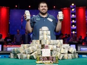 【GG扑克】赞助好友成为WSOP主赛事冠军:$60变$40,000