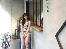 【GG扑克】性感辣妹Patsy 穿短裤秀逆天性感大长腿