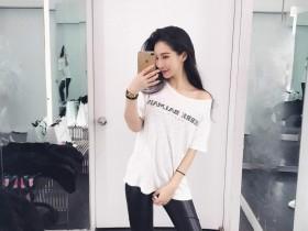【GG扑克】气质美女Aimee Wang 有正妹到处都是美景