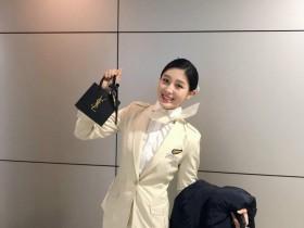 【GG扑克】韩国正妹空姐 甜美气质迷人让人不想下飞机