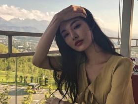 【GG扑克】三国混血模特正妹Gail 性感美女冷艳气质迷人