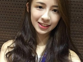 【GG扑克】小清新正妹Qingrui曾庆蕊 甜美气质秒杀男同学