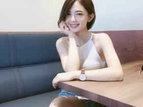 【GG扑克】台湾模特正妹Vava Lai 气质美女逆天大长腿性感迷人