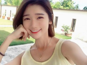 【GG扑克】小清新正妹Youtuber elaine蔡蔡蔡 甜美笑容引宅男暴动