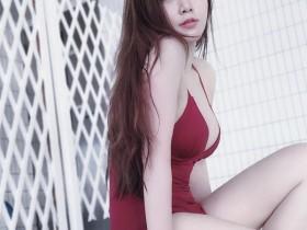 【GG扑克】混血辣妹篠崎泫 比基尼性感浑圆雪乳诱人