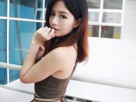 【GG扑克】热裤美女Angela Lieche 甜美气质回头率高