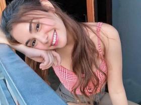 【GG扑克】混血辣妹Ivana Alawi 性感翘臀妹子气质迷人