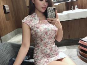 【GG扑克】旗袍美女Iko Mah 电眼正妹性感美腿令人想犯规