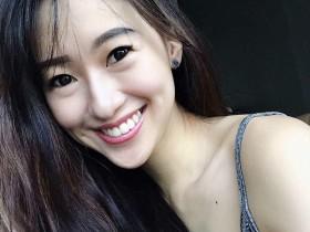 【GG扑克】新加坡阳光美女Deon Heng 灿烂甜美笑容治愈人心