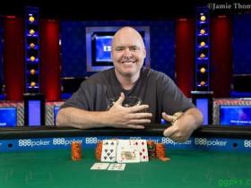 【GG扑克】$10,000七张桩牌赛事:Hennigan Wins夺冠,丹牛获得亚军