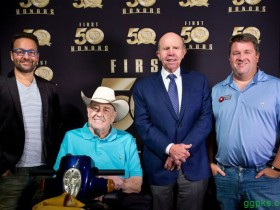 【GG扑克】WSOP 50华诞荣誉颁奖典礼:Brunson, Moneymaker, Negreanu & Hellmuth获奖