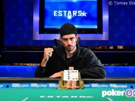 【GG扑克】Nick Schulman摘得$10,000 PLO8+锦标赛桂冠,收获职业生涯第三条金手链