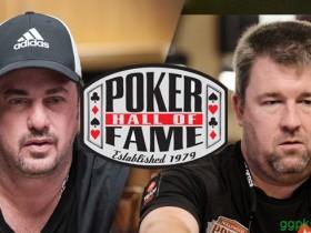 【GG扑克】David Oppenheim和Chris Moneymaker入选扑克名人堂