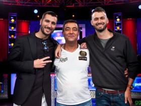 【GG扑克】2019 WSOP主赛决胜桌:Ensan, Sammartino, Livingston入围终极三强