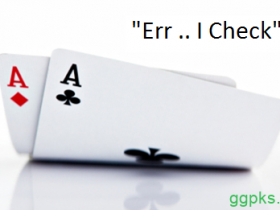 【GG扑克】牌局分析:切忌慢玩AA