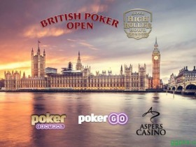 【GG扑克】《中央扑克》将推出超高额豪客碗伦敦站和英国扑克公开赛
