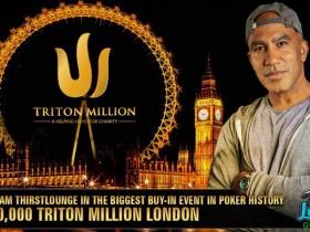 【GG扑克】Bill Perkins成为传奇超高额百万英镑买入豪客赛第50位参赛选手!