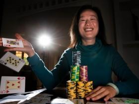 【GG扑克】Sosia Jiang:传奇伦敦百万慈善赛的唯一女将