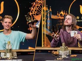 【GG扑克】Loeliger和Carrel分别斩获传奇SHR赛事冠军!