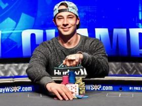 【GG扑克】Ryan Eriquezzo收获个人第二个WSOP-C全球娱乐场锦标赛冠军!